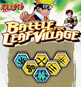 Play Naruto Battle for the Leaf Village Online