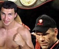 Кличко-Валуев: на кону два чемпионских пояса
