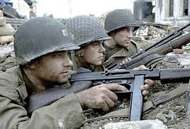 Tom Hanks = good war movie