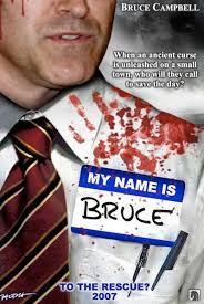 MY NAME IS BRUCE (2008) ***1/2 DVD review by DARK SIDE