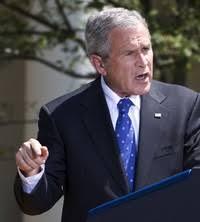 Bush admet qu'Al-Qaïda était absente d'Irak avant l'invasion américaine thumbnail
