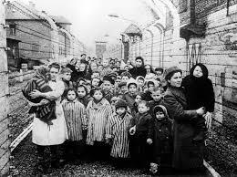 treno Studenti di Cavalese dall'Onu ad Auschwitz