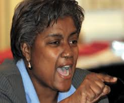 Donna Brazile, the most hated woman in America
