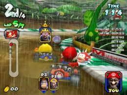 Mario Kart Wii - Nintendo Wii  Mario_kart_wii_2