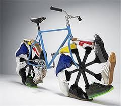 """bike Valle di Fiemme, """"Riciclarte""""   quando riciclare diventa arte"""
