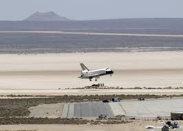 51st shuttle landing.