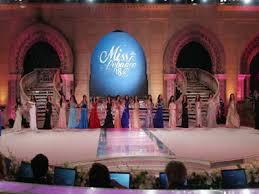 حفل ملكة جمال لبنان 2009