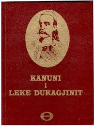 Kanuni i Lek Dukagjinit