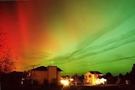 Aurora Boreal,imágenes, definición y videos