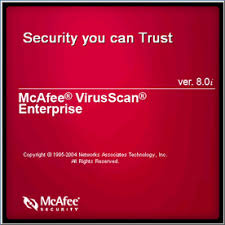 Mcafee Enterprise 8i