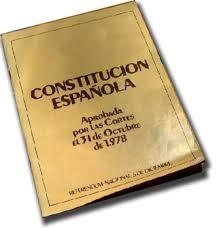 Ejemplar originario gratuito que se repartio, entre los ciudadanos, al aprobarse la Constitución española en 1978