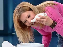 Using a Neti Pot is Easy