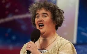 Susan Boyle makes Britains Got
