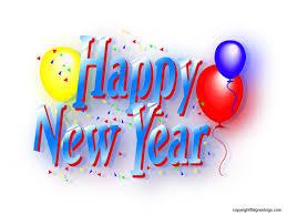 اس  ام اس انگلیسی تبریک سال نو
