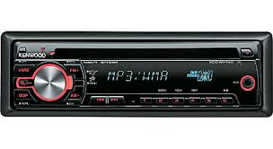 Kenwood KDC MP142 CD Receiver   $74 Shipped