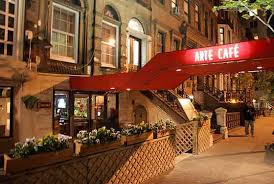 Rehearsal Dinner at Arte Cafe - Restaurant - 106 W 73RD St, New York, NY, United States