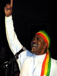 Mahamud Ahmed at a Benefit Concert to Build Ethiopian Church in San Diego