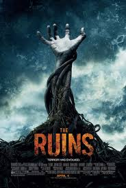 THE RUINS (2008) ** DVD capsule by COOP
