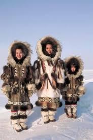 Esquimales o 'inuit's