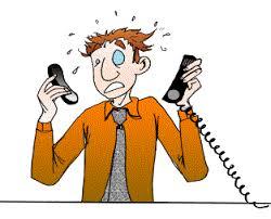 Telefoon startpagina