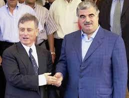 Khaddam and Hariri