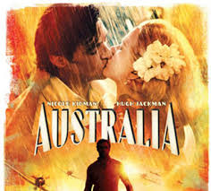 AUSTRALIA (2008) ** movie review by COOP
