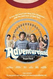 ADVENTURELAND (2009) ***1/2 movie review by COOP