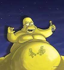 Otesánek Homer......