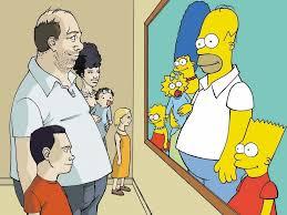 Simpsonovi v odraze