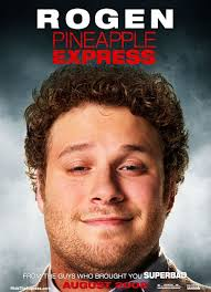 PINEAPPLE EXPRESS (2008) **1/2 movie review by COOP