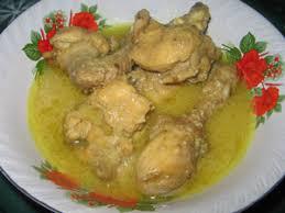 resep masakan indonesia opor ayam cap go meh