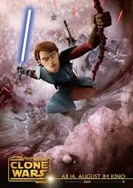 STAR WARS : THE CLONE WARS (2008) *** movie review by SEBASTIAN