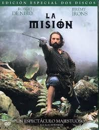 Cartel de la película, La misión, 1986
