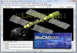 BtoCad 2009