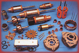 Alternator and Starter Componants