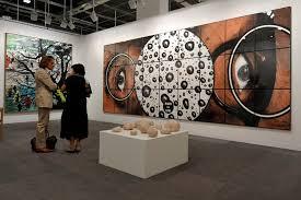 Современное искусство в сороковой раз представляет Art Basel