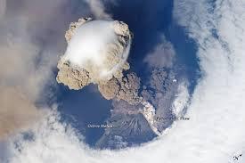 Έκρηξη του ηφαιστείου Sarychev Peak