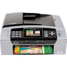 21109 Brother MFC 490cw All In One Printer   $90 Shipped