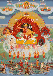 Dorje Shugdan, dharma protector, wishfulfilling jewel, heart jewel, puja, chanted prayers, chanted meditations