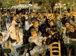 全球最貴油畫︰雷諾瓦《紅磨坊的舞會》