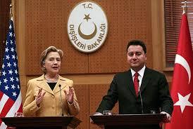 Visita a Turquía de la delegación de EE.UU.