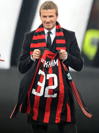 david beckham ac milan02 Derby della Madonnina Preview