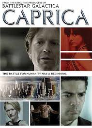 """CAPRICA"" (2009) **1/2 DVD review:  made for cable BATTLESTAR GALACTICA spinoff pilot is… meh?  by COOP"