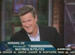Whining Joe Scarborough