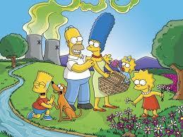 Simpsonovi na procházce