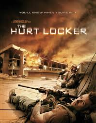 THE HURT LOCKER **** (2009) movie review by COOP