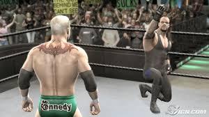 لعبة المصارعة الحرة wwe raw ultimate impact 2009