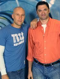 Rosenbaum and Andy Hallett at BE