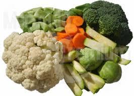 Verduras y todo lo verde