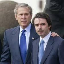 Bush y Aznar, el pasado